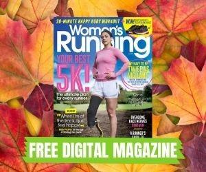 Womens Running Autumn